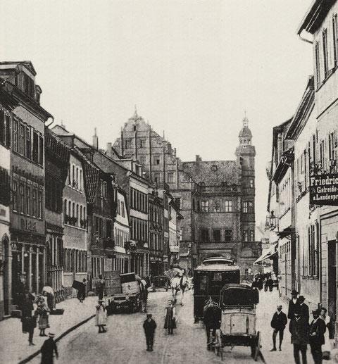 Rückertstraße Schweinfurt