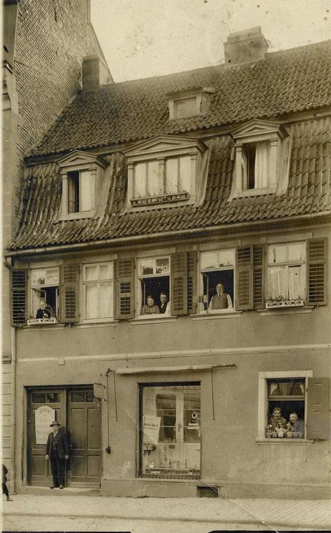 Bauerngasse 65, 1912