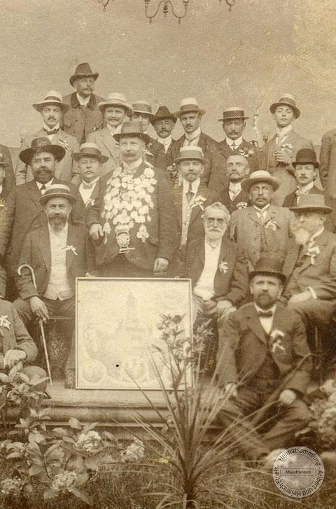 Liederkranz Schweinfurt 1908 - Danke an Aribert Elpelt