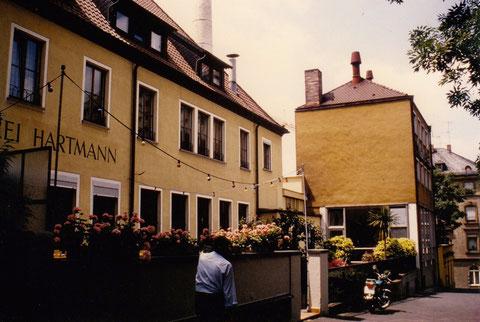 Brauerei Hartmann 1980