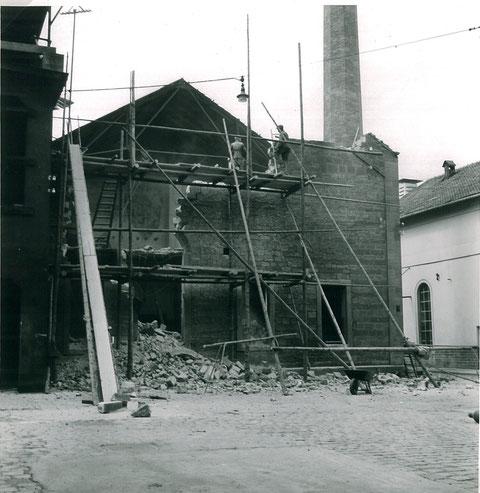 ehemaliges Werkstätten- und Magazingebäude