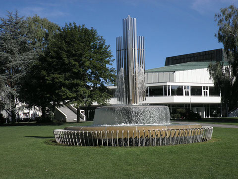 Im Theaterpark 2012
