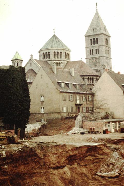 1963 - Abgerissen für Projekt Kaufhaus Horten mit Parkhaus - Danke an Christel Feyh - Fotograf Helmut Feyh