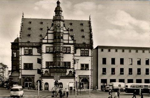 Das neue Rathaus ist fertiggestellt
