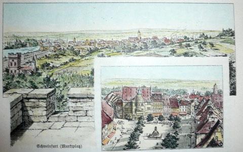Holzstich 1895