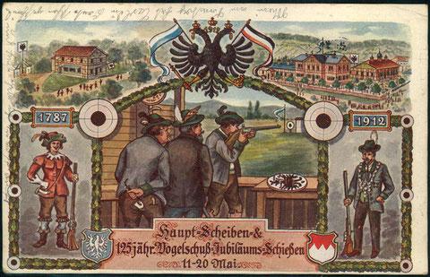 Vogelschuß 1912