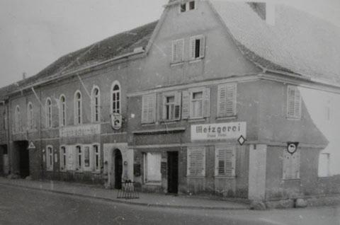 Hauptstraße - Fränkischer Hof