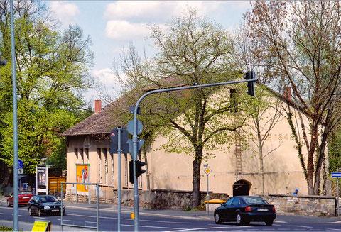 Alte Turngemeinde 2006 - vor dem Abriss