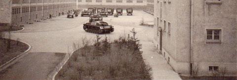 Ü30 Sturmgeschütz-Abteilung 189 STUG III Kaserne Schweinfurt Ersatztruppenteil - Tag der Wehrmacht 23.3.1941