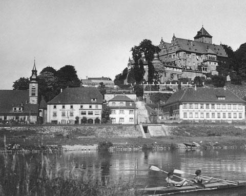 1937 Schloss Mainberg