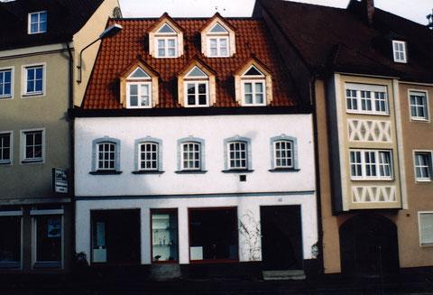"""Das """"Wörfel-Haus"""" 1991"""