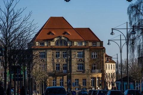 Alte Reichsbank / Bayr. Staatsbank