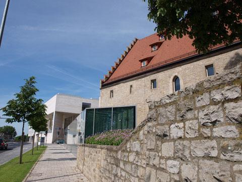 Stadtmauer am Zwinger