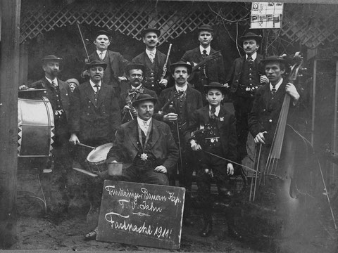Fasching des TV Jahn 1911
