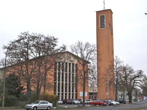 Die St. Joseph-Kirche heute