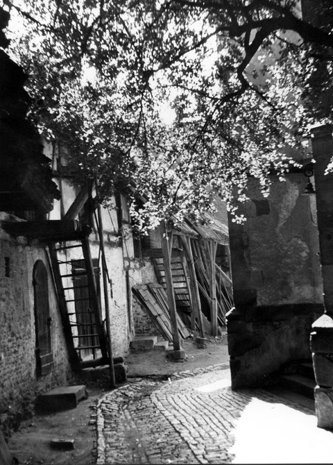 Kirchgaden in den 1950ern - Danke an Peter Wiegand