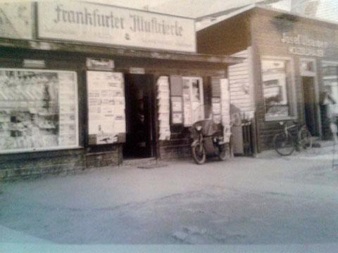 Ulsamer - Rückertstraße 6, um 1952