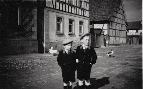 Weipoltshausen 1945