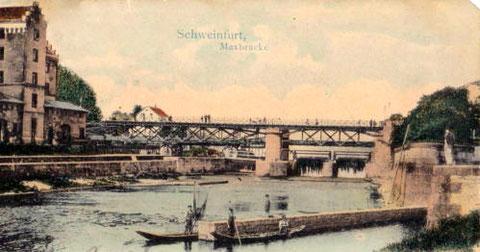 Die alte Maxbrücke