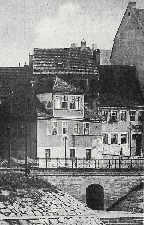 Altes Schlachthaus 1905