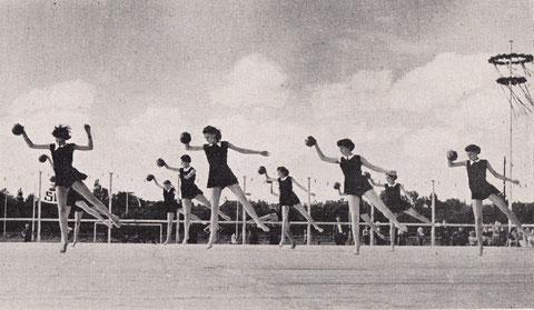 Gymnastikgruppe 1951