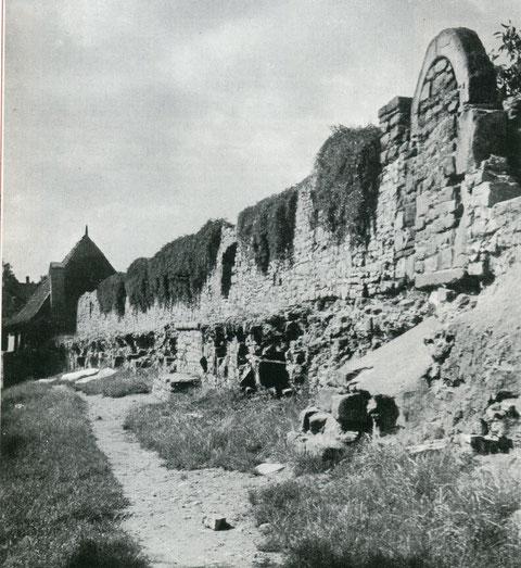 Am Höpperle um 1930