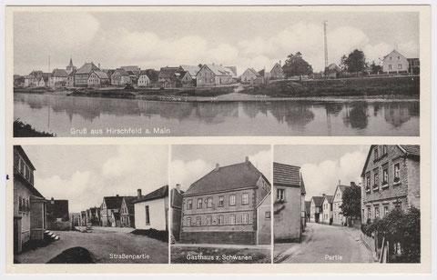 Hirschfeld 1951 - Vielen Dank an Herrn Robert Knaup
