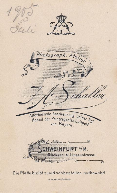 Juli 1905