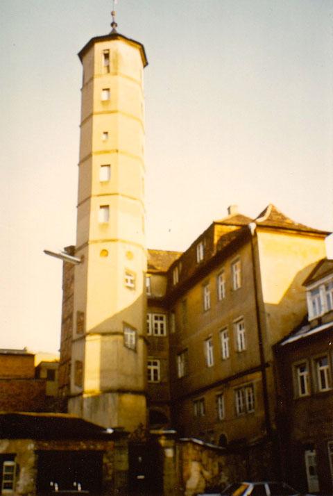 Schrotturm 1980