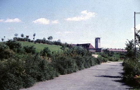 Und vom Schuttberg aus gesehen...
