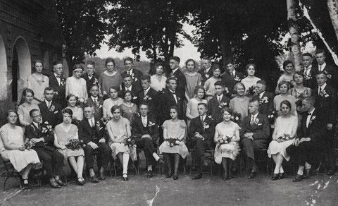 Tanzkurs 1926