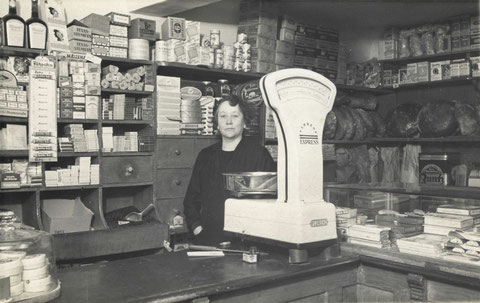 Wolfsgasse 14, der Geschäftsraum, 2.5.1939, - danke an Familie Karg