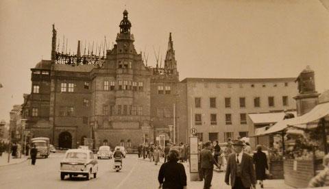Nach dem Brand 1959