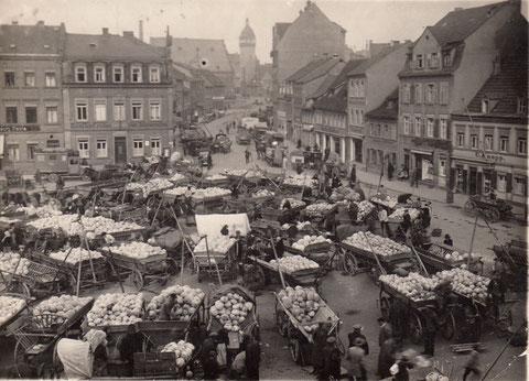 Krautmarkt - Danke an Brigitte Pollak