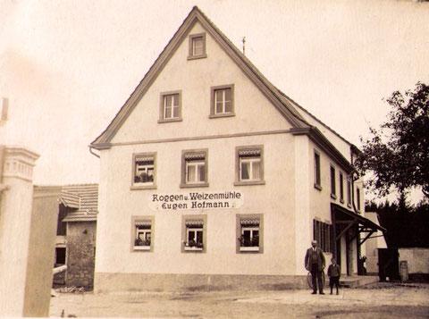 Roggen-Weizenmühle Eugen Hofmann