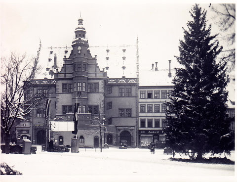 Privatfoto Winter 1936
