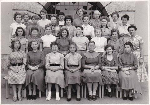 Schillerschule 1954 - Danke an Heike Dittmar