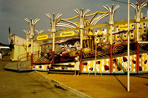 Schweinfurter Volksfest 1960 - Danke an Gerhard Feigl