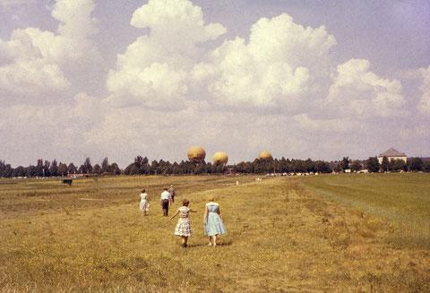7. Juni 1959 - Auf dem Weg zum Willy-Sachs-Stadion