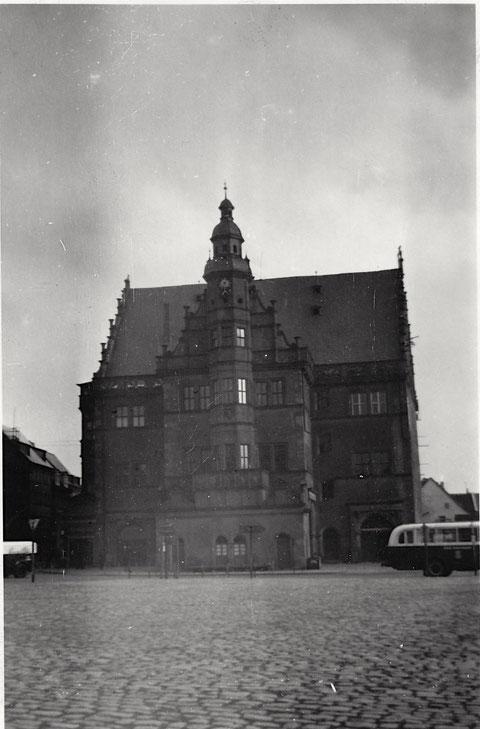 Rathaus ca. 1950