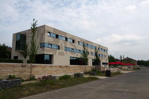 Mainlände Schweinfurt 2014 - Jugendgästehaus