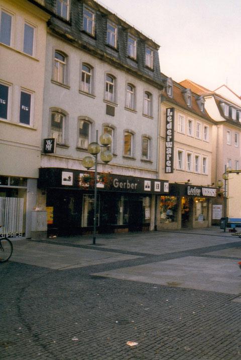 Gerber - Spitalstraße