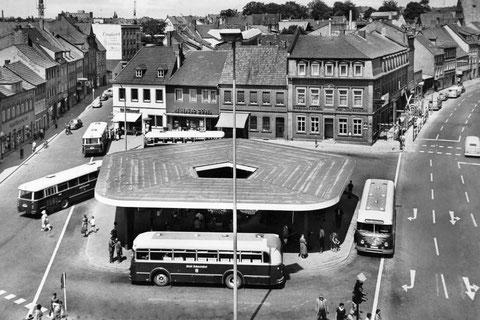 Der alte Busbahnhof