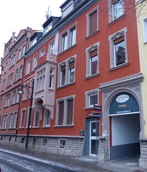 Dieses Haus im Jahr 2013 - danke an Thomas Bauer