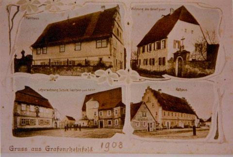 Ansichten aus dem Jahre 1908