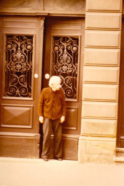 Foto-Cramer in der Brückenstraße - 1984