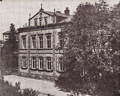 Freimaurerloge 1923
