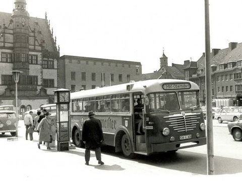 Marktplatz 1963