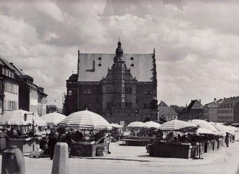 um 1955 - Danke an Willi Müller