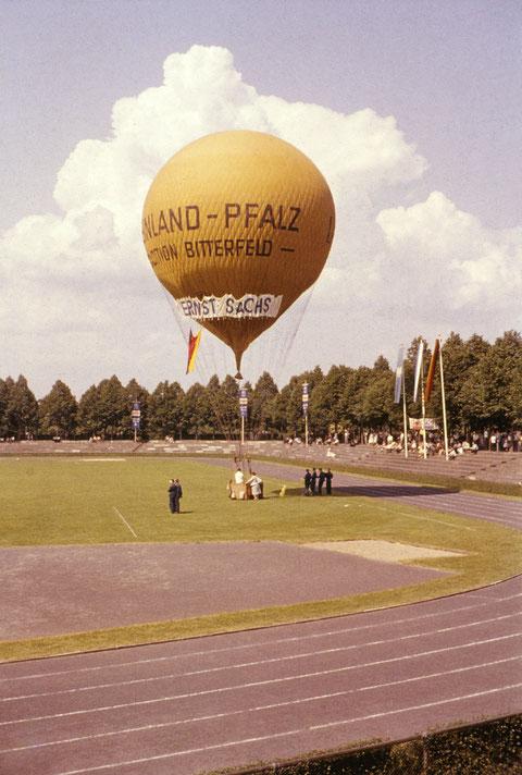 7. Juni 1959 - Ballon Rheinland-Pfalz